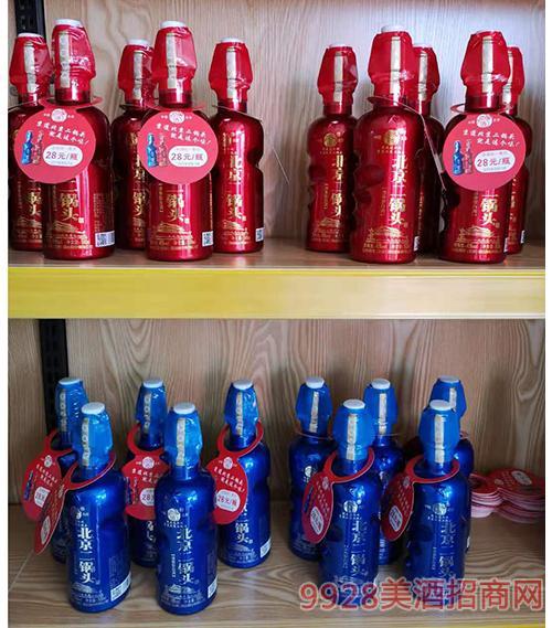京道北京二锅头酒(红蓝)