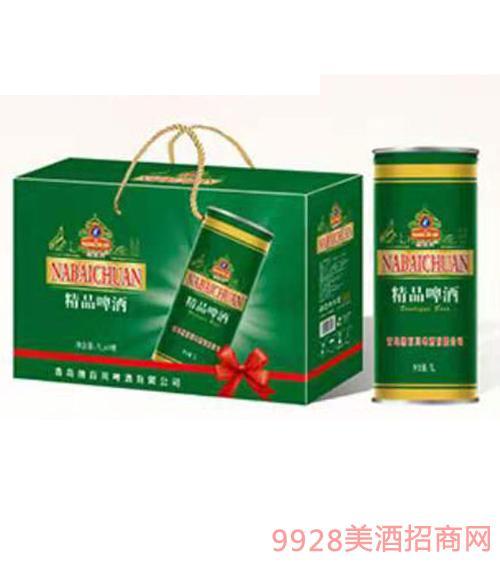 纳百川精品啤酒(箱)