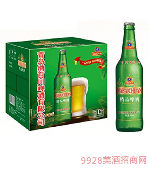 纳百川精品啤酒