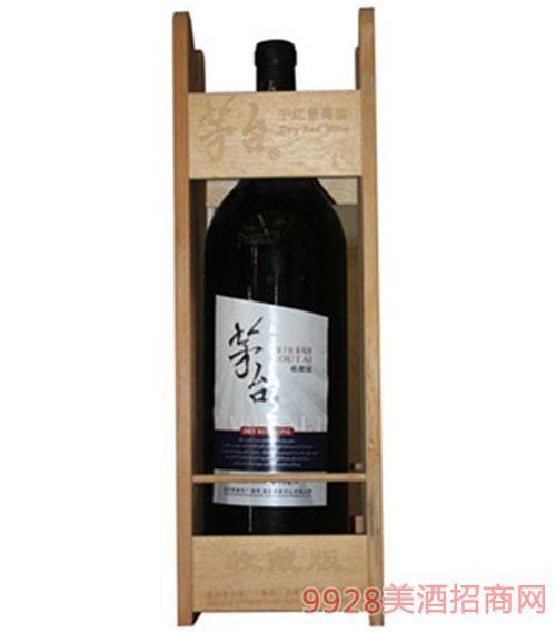 茅台干红葡萄酒5升大瓶装