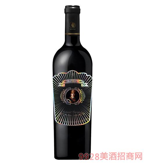 茅台卡佩王赤霞珠干红葡萄酒14.5度750ml