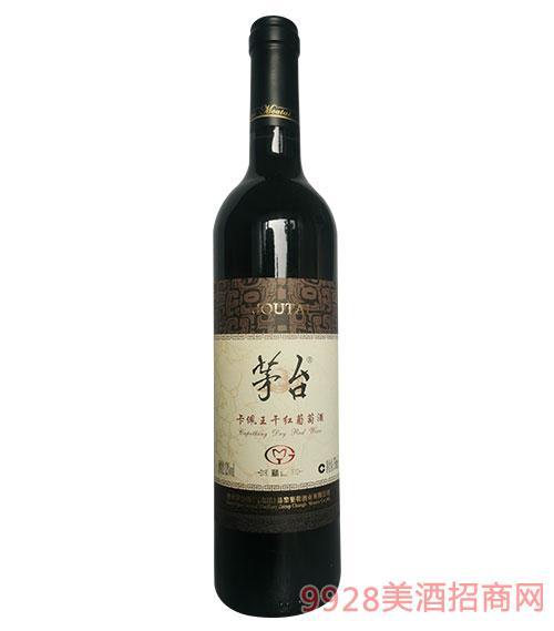 茅台卡佩王葡萄酒精选12度750ml