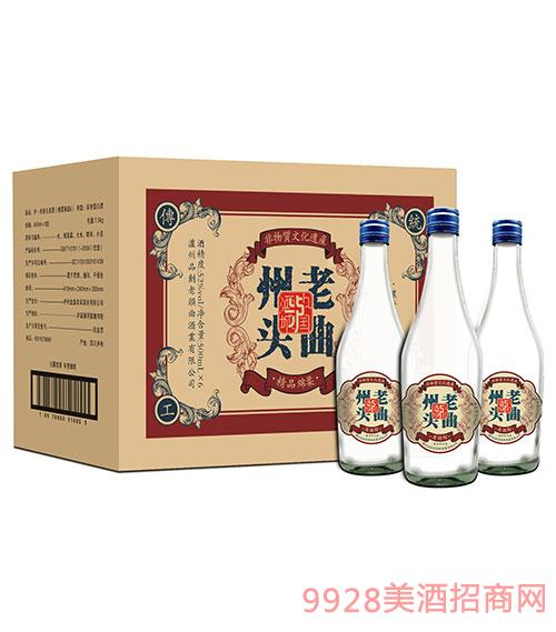 �o・州老�^曲酒(�d柔精品6)52度500ml