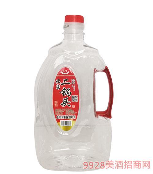 京堡北京二锅头酒42度2L