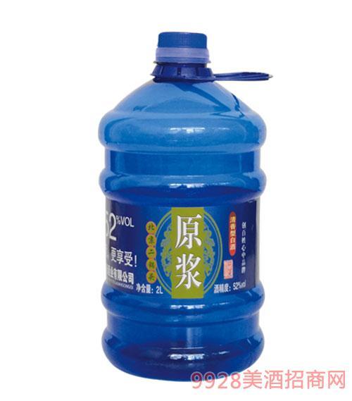 北京二锅头原浆酒52度2L