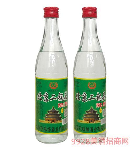 京堡北京二锅头陈酿酒42度500ml