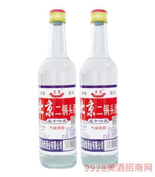 京堡北京二锅头酒56度500ml