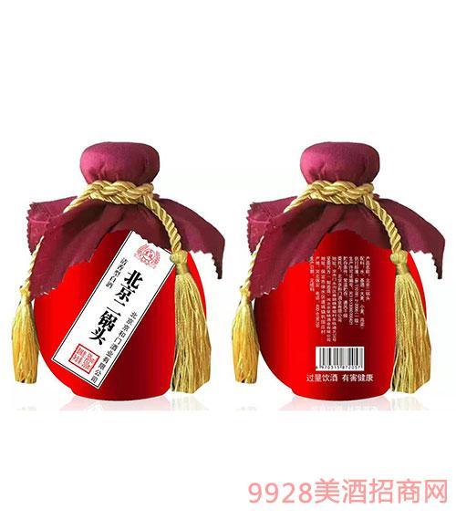 京延北京二��^酒50度500ml清香型