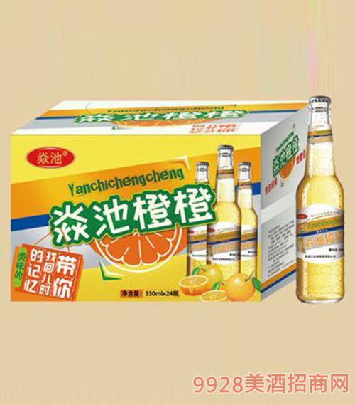 Y3焱池橙橙饮料