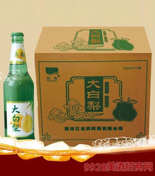 Y4大白梨饮料