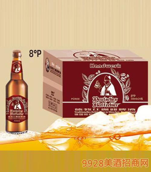 D14德教仕咖啡啤酒330mlx24