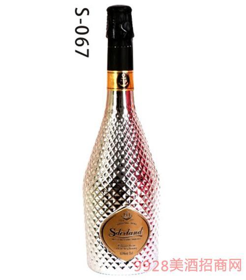森德兰炫幻甜白起泡葡萄酒