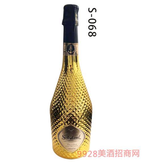森德兰炫幻甜白起泡葡萄酒750ml