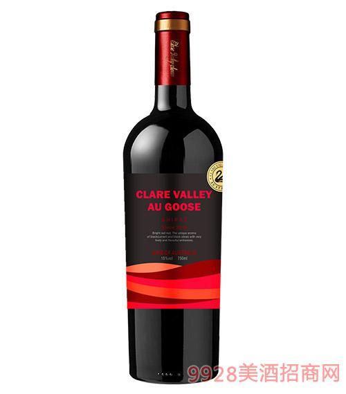 750ml克莱尔谷天鹅葡萄酒2016