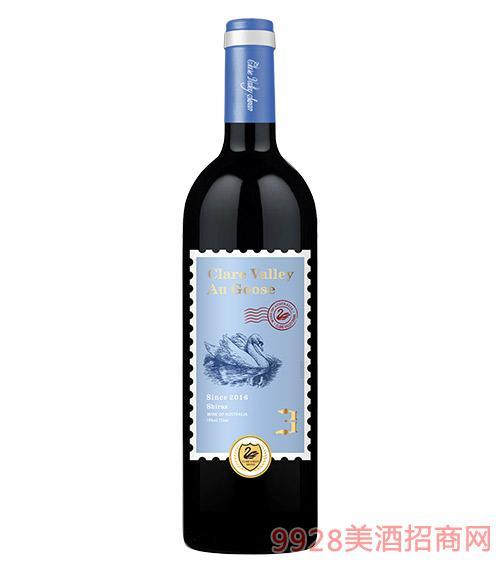 2016克莱尔谷天鹅葡萄酒