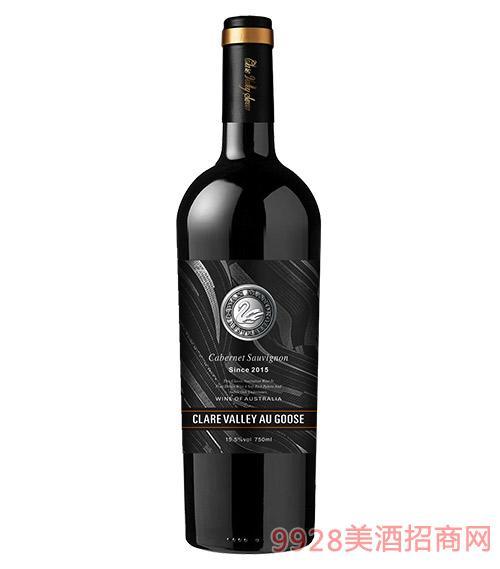 克莱尔谷天鹅葡萄酒2015