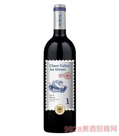 克莱尔谷天鹅葡萄酒2017