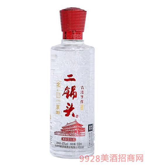北京二��^酒42度500ml
