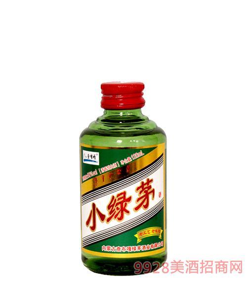 天山�G茅酒50度120ml清香型
