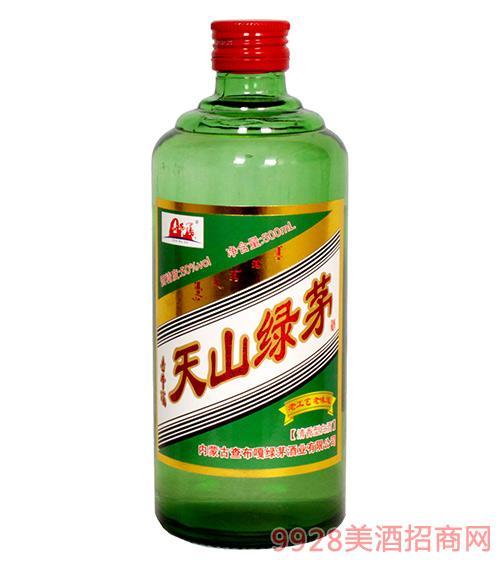 天山�G茅酒50度500ml清香型