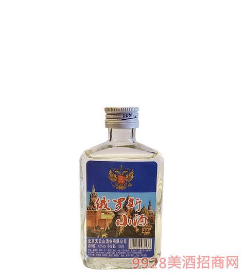 玄武�T俄�_斯小酒42度100ml�庀阈�