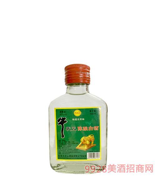 牛�钤���白酒42度100ml