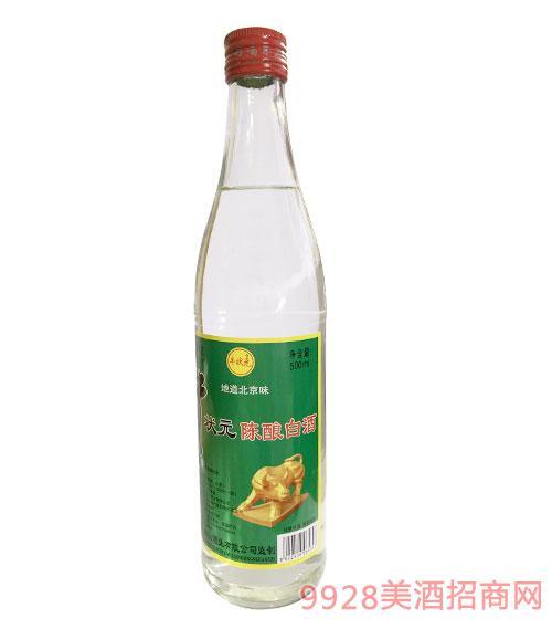 牛�钤���白酒42度500ml