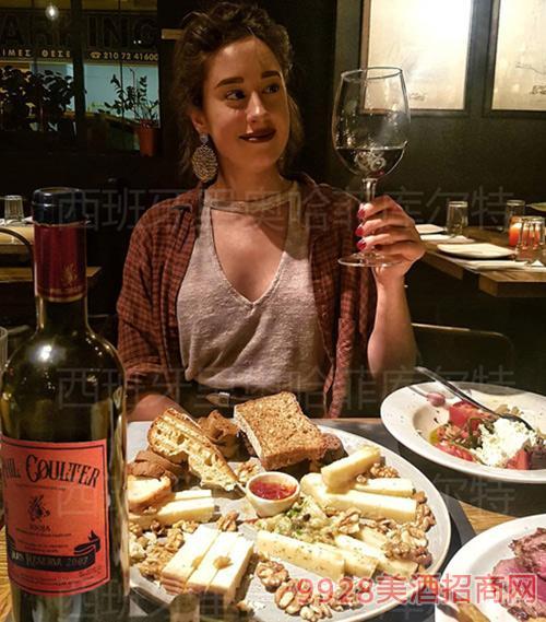 西班牙里奧哈菲庫爾特特級珍藏2007干紅葡萄酒 原瓶進口