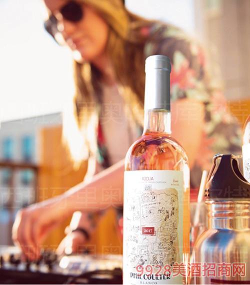 西班牙里奧哈菲庫爾特精選2017白葡萄酒 原瓶進口