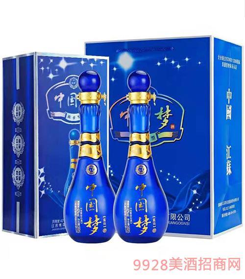 中国梦酒42度500ml