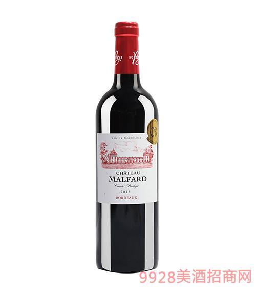 玛花城堡红葡萄酒