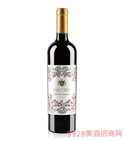 菲凡之星赤霞珠红葡萄酒