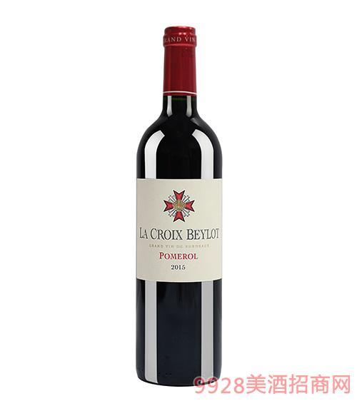 十字贝洛庄园红葡萄酒