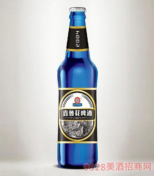 鑫鲁花啤酒2004
