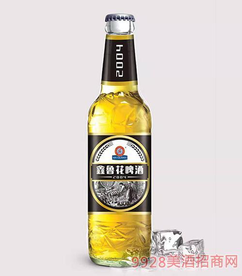 鑫鲁花啤酒2004-500ml