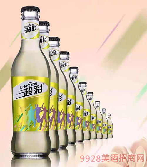 超彩苏打酒3.5度275ml魅力版组合装