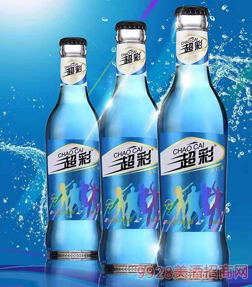 超彩苏打酒3.5度275ml运动版组合装
