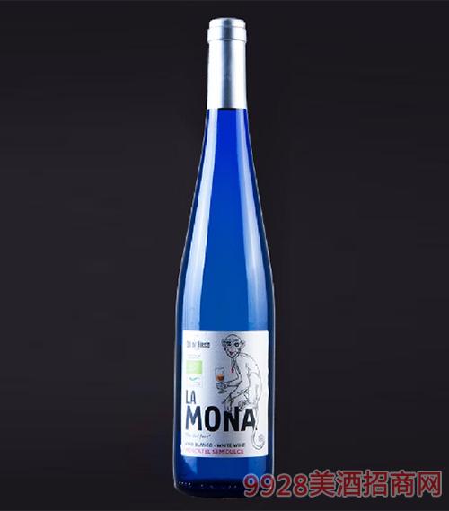 圣地之歌·梦娜麝香半甜白葡萄酒