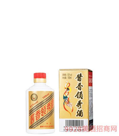 酱香领秀小酒·棕色