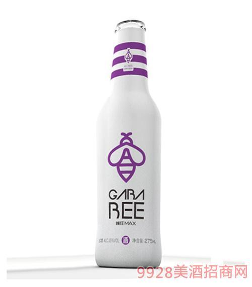 蜂狂MAX瓜拉纳苏打酒(紫)