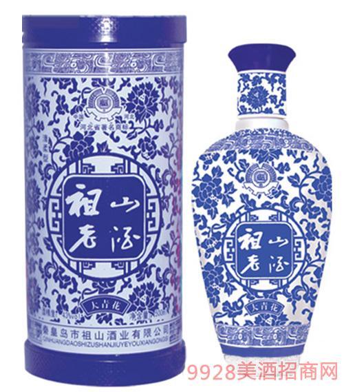 祖山老酒(大青花)酒
