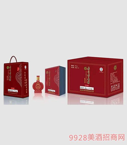贵州贵亲酒53度500ml酱香型