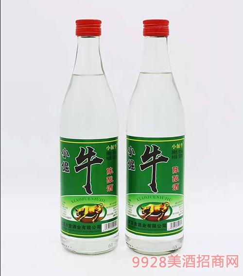 小倔牛陈酿酒42度500ml