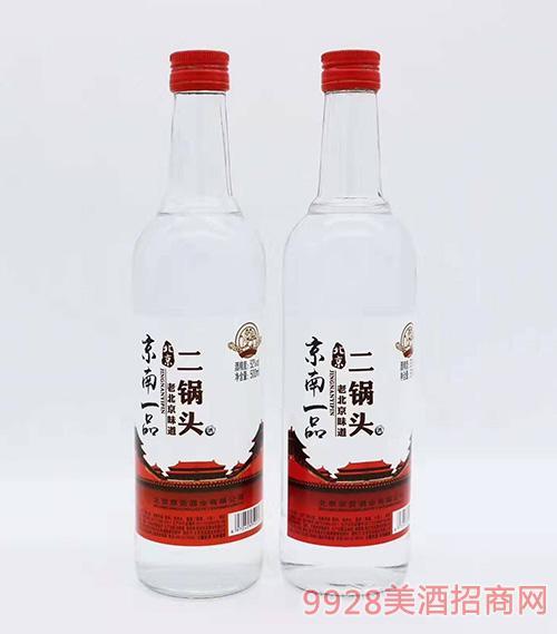 京南一品北京二锅头酒52度500ml
