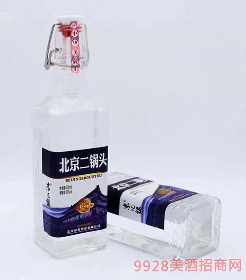 京汇福北京二锅头酒42度500ml