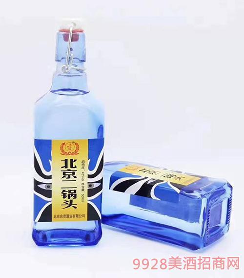 京汇福42度北京二锅头酒500ml