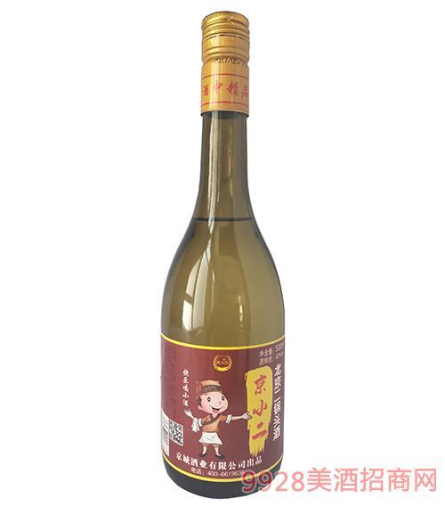 京小二北京二锅头酒42度500ml