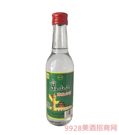 京小二陈酿白酒42度260ml