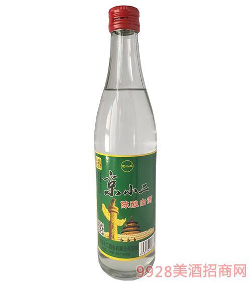 京小二陈酿白酒42度500ml