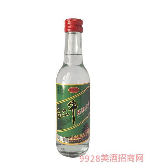 歪二牛陈酿白酒42度260ml